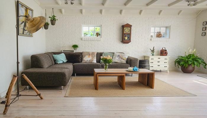 Aprende a decorar correctamente tu hogar con un buen sofá